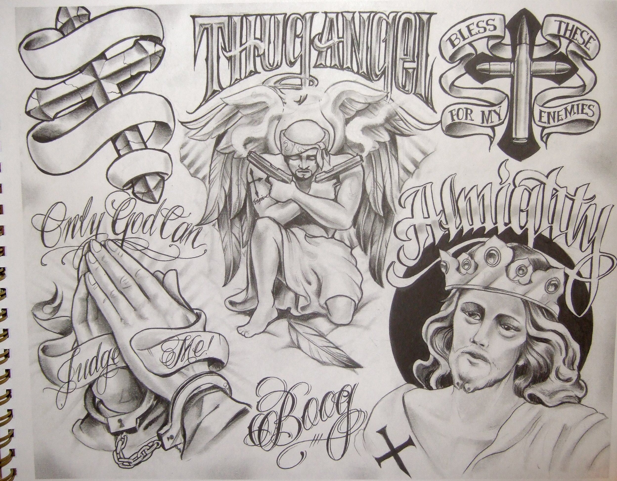 Tattoo Flash By Boog Tatuirovki Zarisovki 191 Foto Chicano Tattoo Chicano Tattoos Prison Drawings