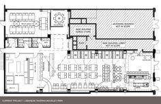 Restaurant Concept Layout Design | Restaurant ideas for Me | Pinterest