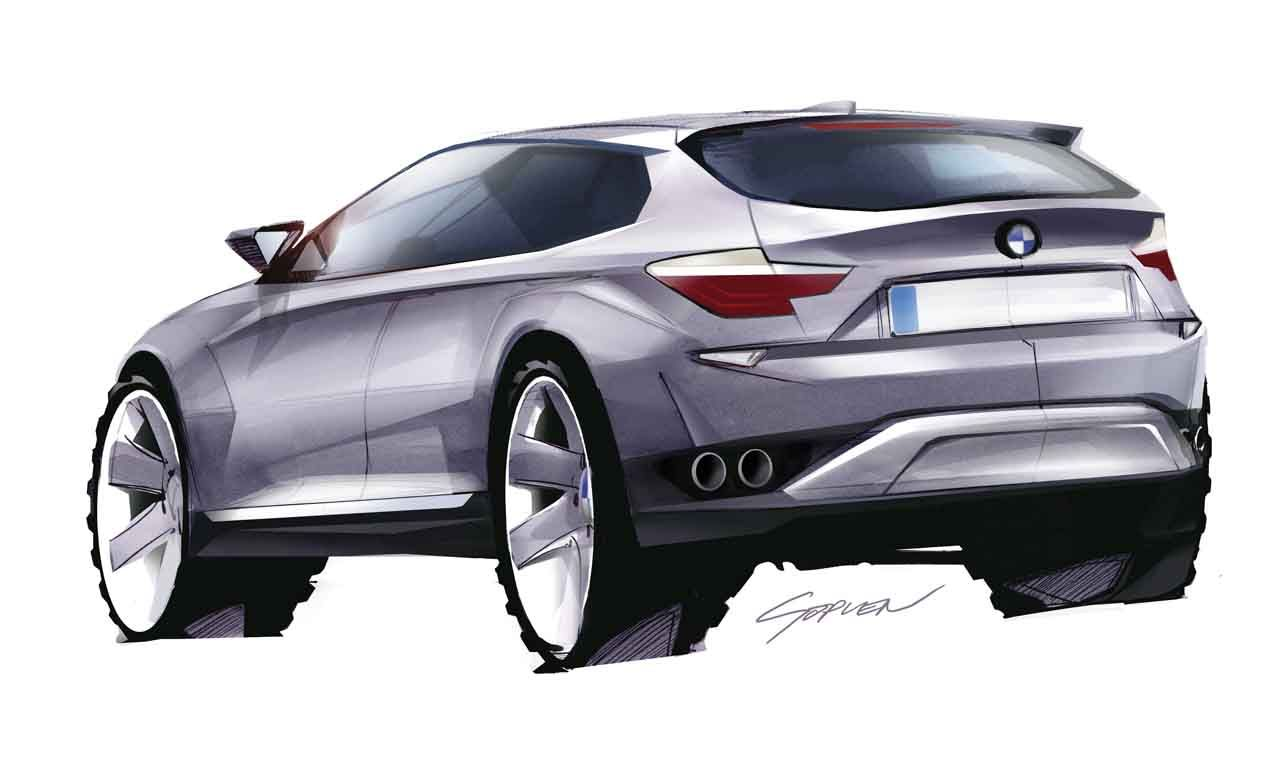 Pin von Timothy Muth auf BMW DESIGN SKETCHES | Pinterest