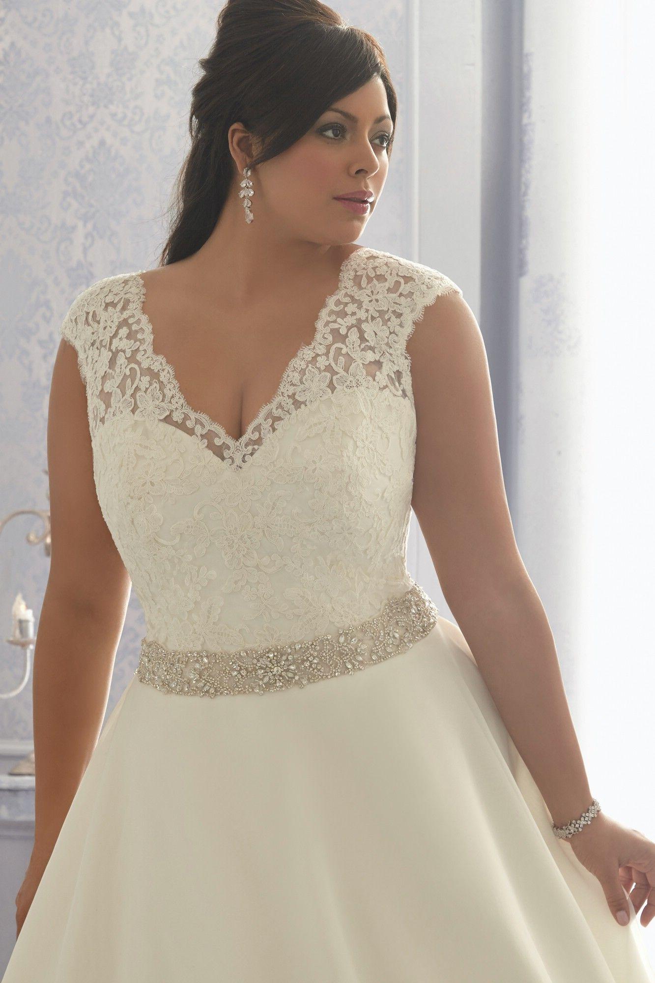 Mori Lee Julietta Wedding Dresses Style 3166 Plus Size Wedding Dress Short Short Sleeve Wedding Dress Wedding Dresses Plus Size [ 2000 x 1333 Pixel ]