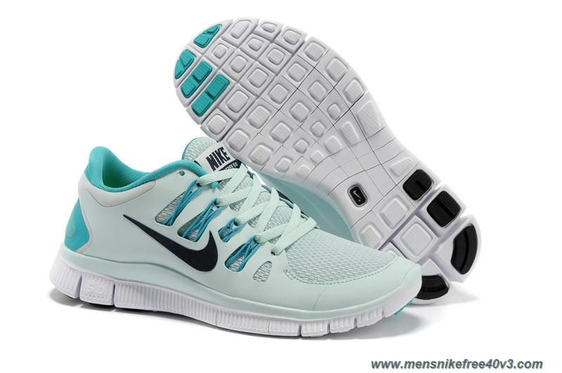 brand new 41523 01d64 Discounts Womens Nike Free 5.0 580591-334 Fiberglass Sport Turquoise  Blackened Blue White Shoes