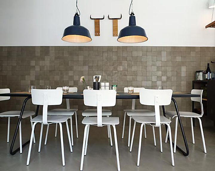 Statement Lighting For Booth And Community Table  Sweet Carrot