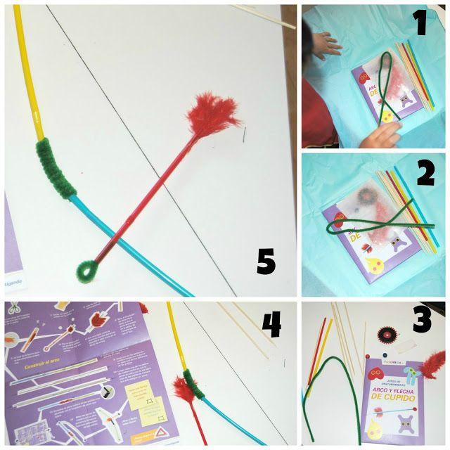 arco y flechas para hacer con niños | Ideas para fiestas | Pinterest ...