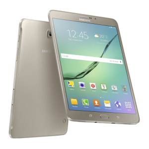 Samsung GALAXY TAB s2 brief specifications Screen 8 inches