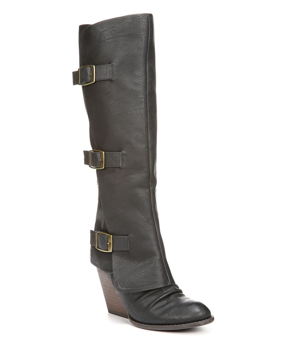 5e937f992964 FERGALICIOUS BY FERGIE Black Epic Boot by FERGALICIOUS BY FERGIE   zulilyfinds