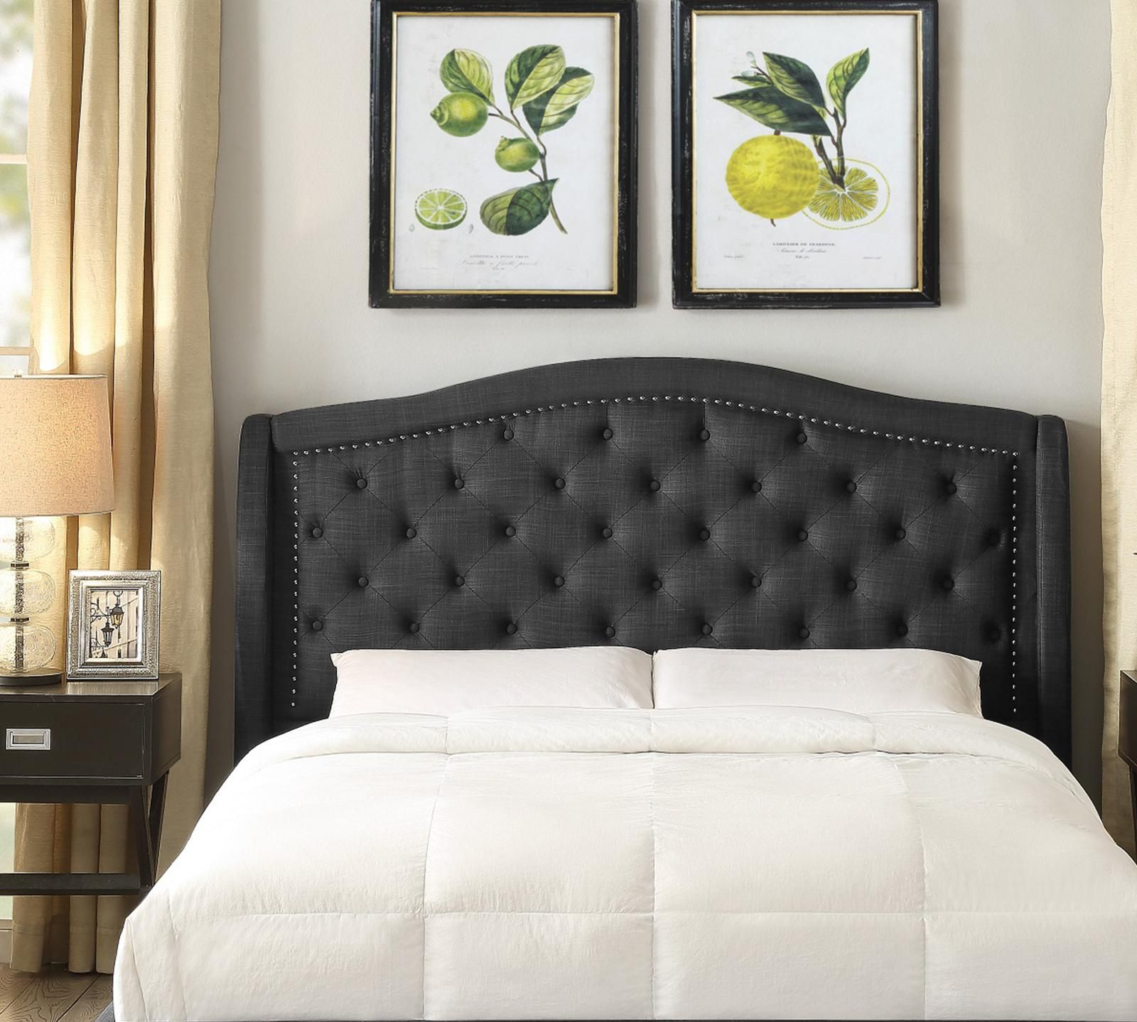Use of the headboards and footboards Headboards for beds