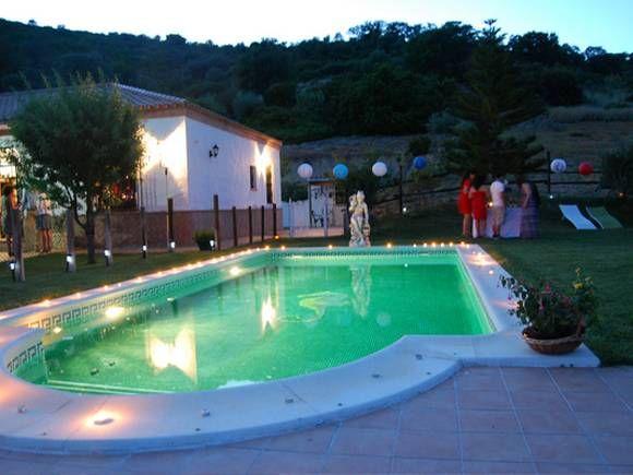Prado del rey casa rural dehesa de almajar dispone de cuatro dormitorios dos ba os cocina - Casas rurales con piscina privada en cadiz ...