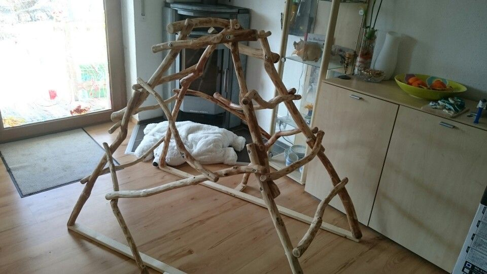 Klettergerüst Dreieck : Klettergerüst indoor baby kind
