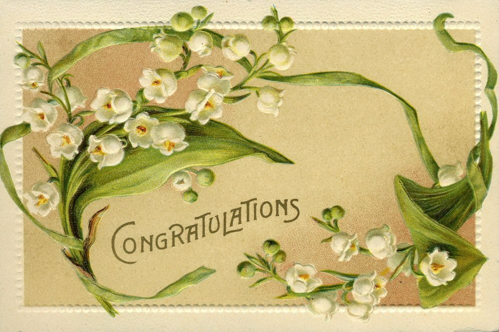 Little Birdie Blessings : Free Spring Vintage Postcards