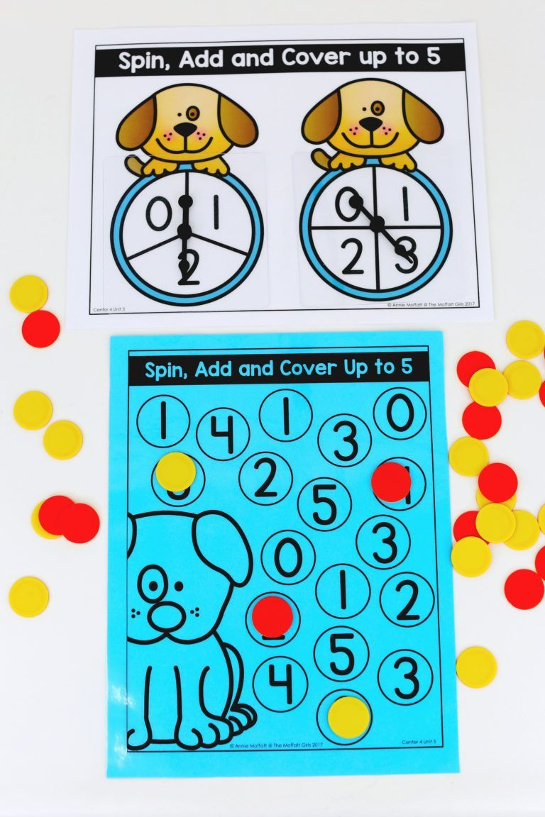 Kindergarten Math: Addition | Build math, Fun math games and Fun math
