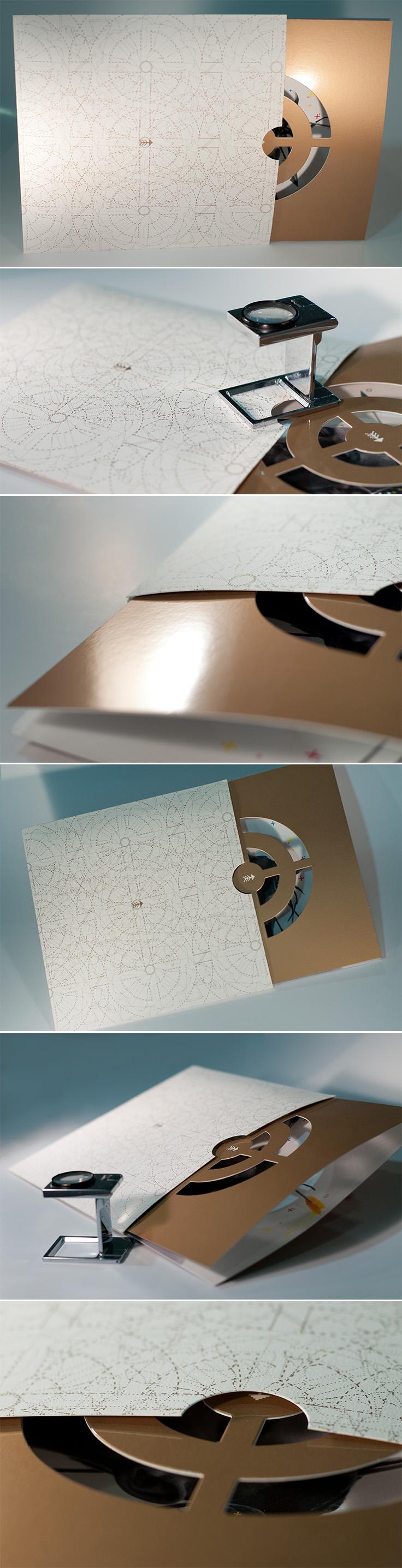 pochette type vinyle d coupe de pr cision papier de. Black Bedroom Furniture Sets. Home Design Ideas