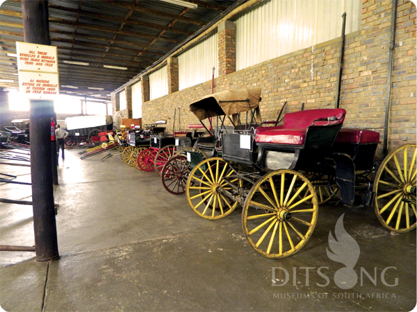 .: DITSONG MUSEUMS OF SOUTH AFRICA :. Willem Prinsloo Agricultural Museum