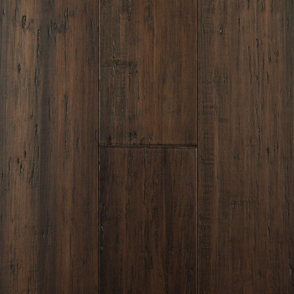 Bamboo Flooring Monticello Strand Distressed Extra Wide Plank