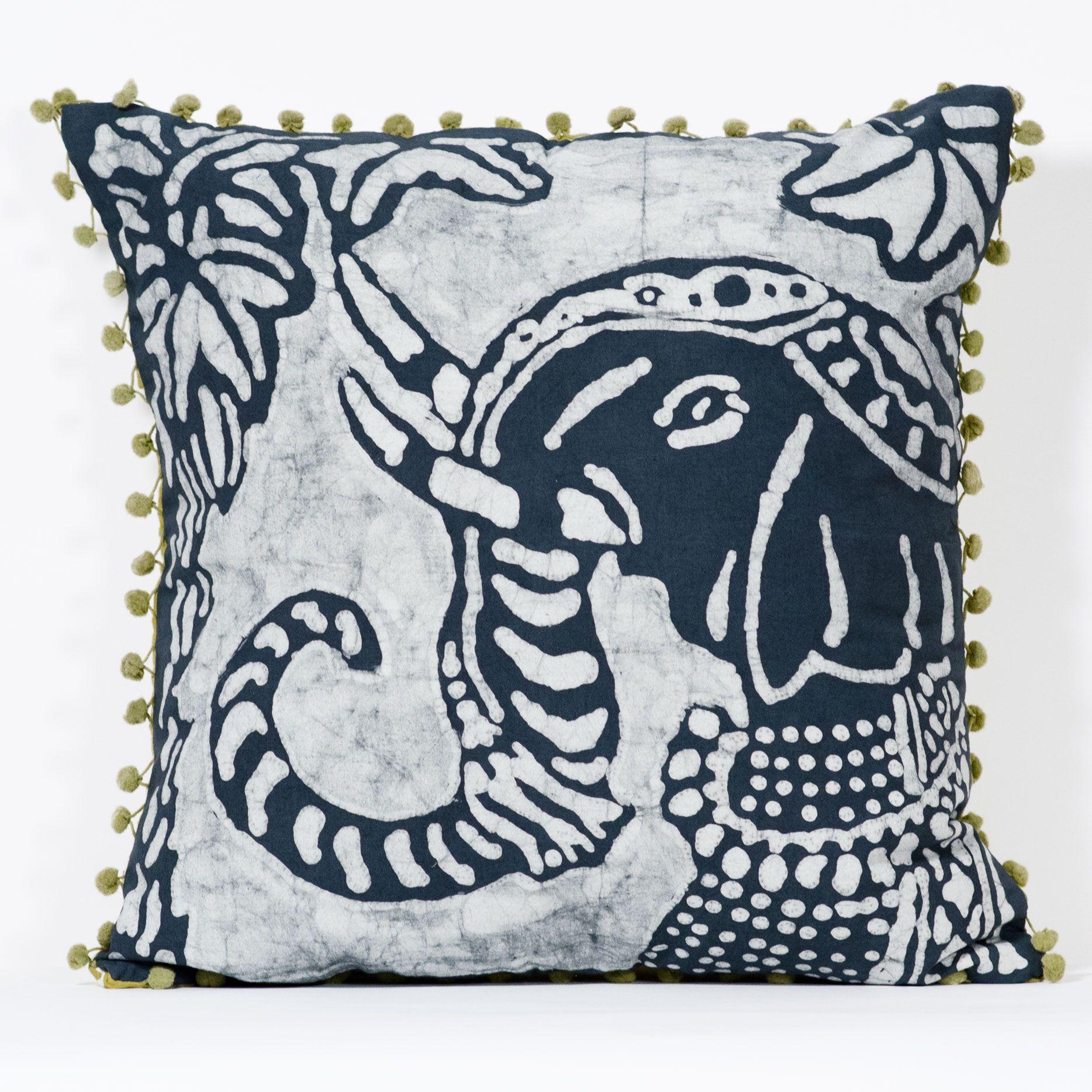 Elephant Pillow, Elephant Pillow