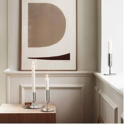 Photo of Tunes candlestick Georg Jensen