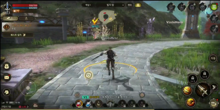 Top 10 New MMORPG Games For Android & iOS 2019 VinIsHere