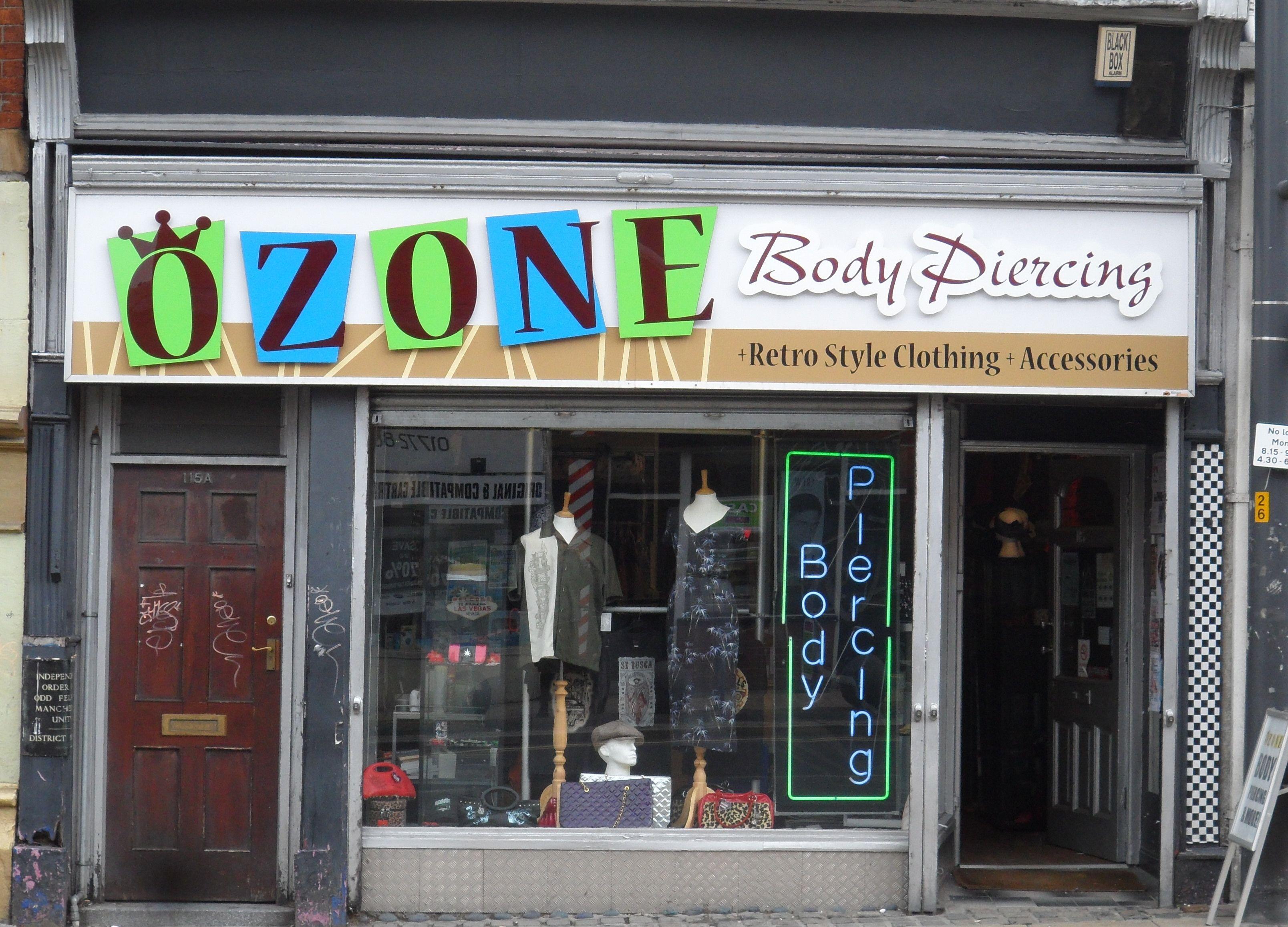 Ozone Body Piercing | Preston | Piercings, Body piercing, Broadway shows