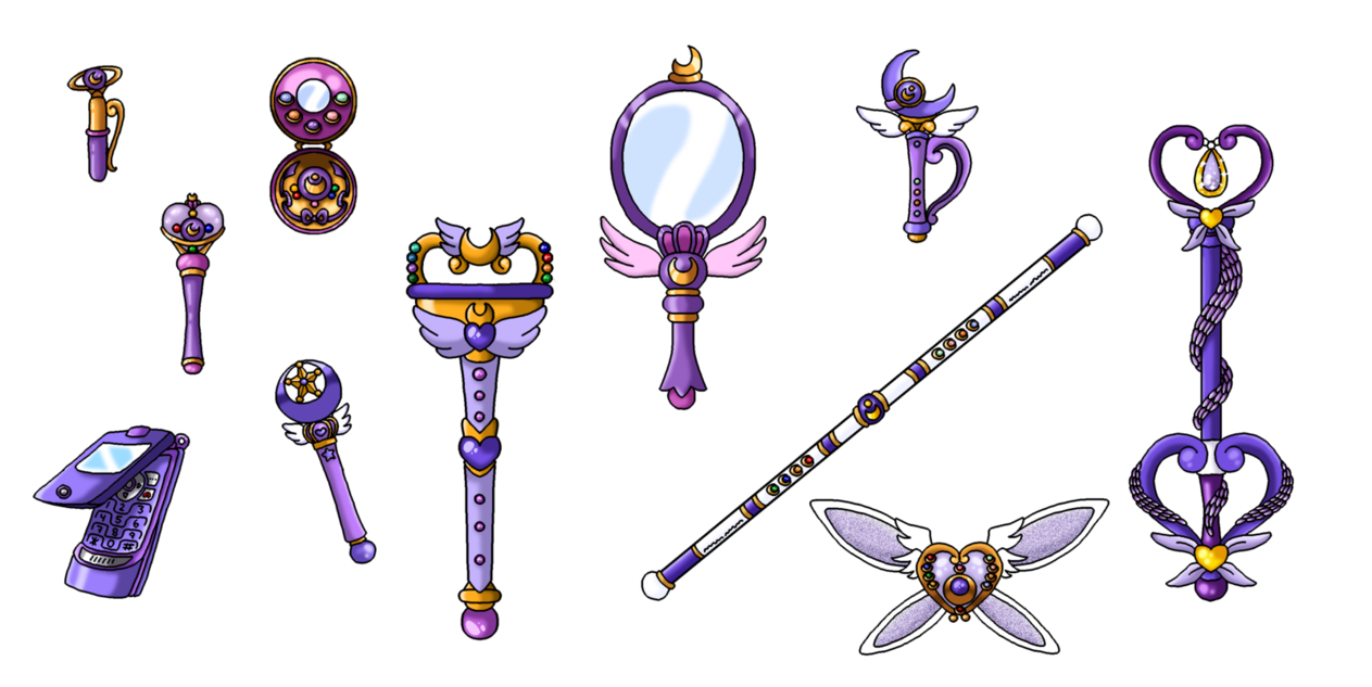 Nads6969: Purity's Weapons Colored By Nads6969 On DeviantArt