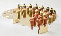Palettes de mini cônes couleur PIDY
