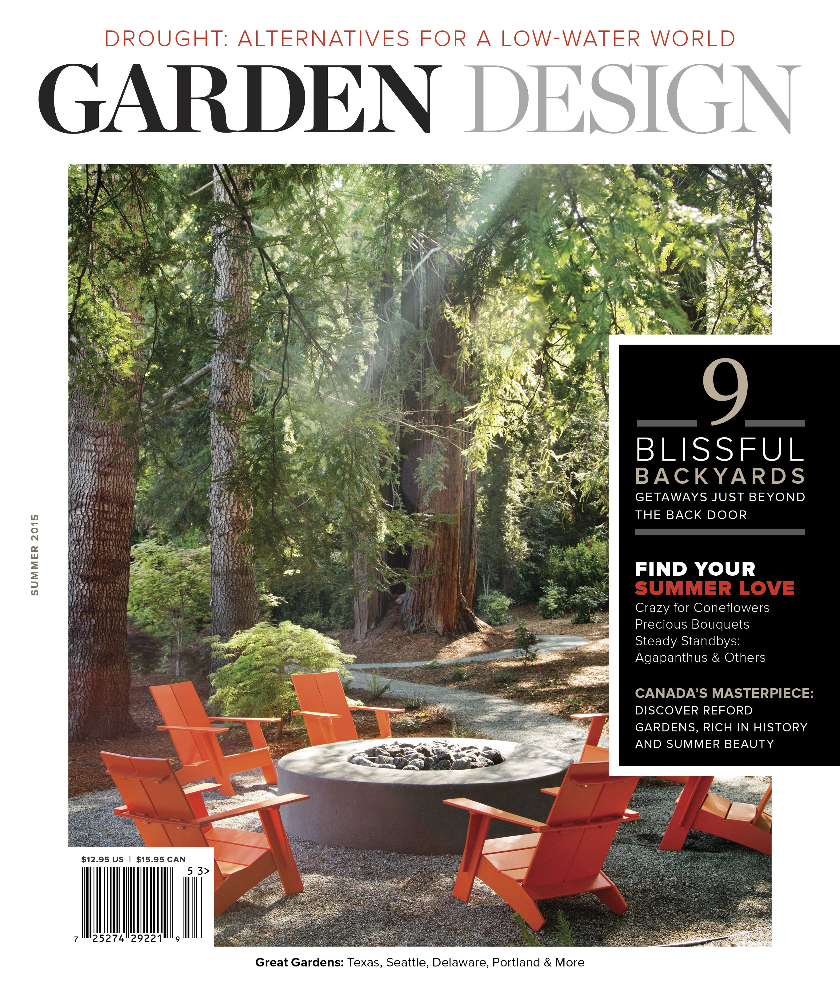 Check Out The Summer 2015 Issue Of Gardendesignmag Flip To Page 138 To Read A Q A Featuring One O Garden Design Magazine Garden Design Xeriscape Landscaping