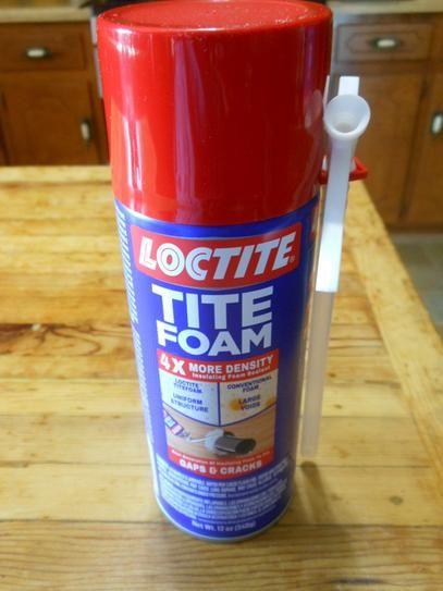 Loctite Tite Foam Gaps And Cracks 12 Fl Oz Insulating Foam 2045981 Foam Home Depot Brittle