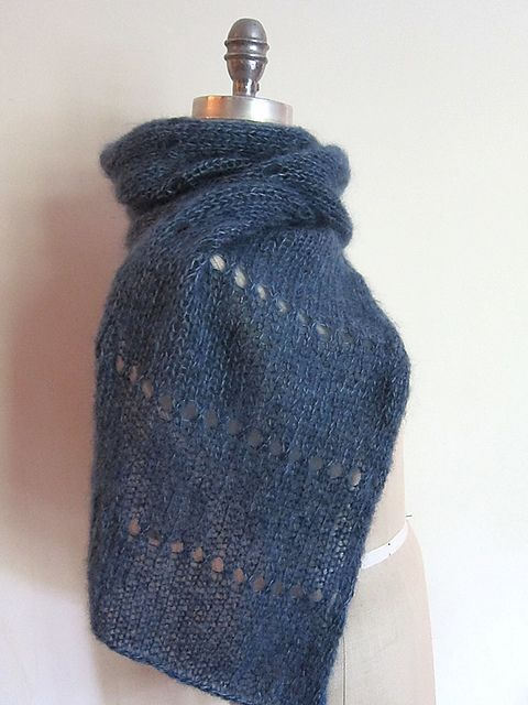 Ravelry: EspaceTricot's Clouds