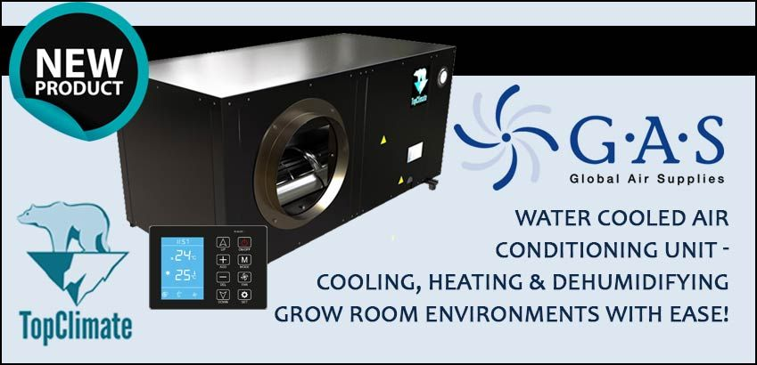 Global Air Supplies Uk Brings To Growers The Best Water Cooled Air