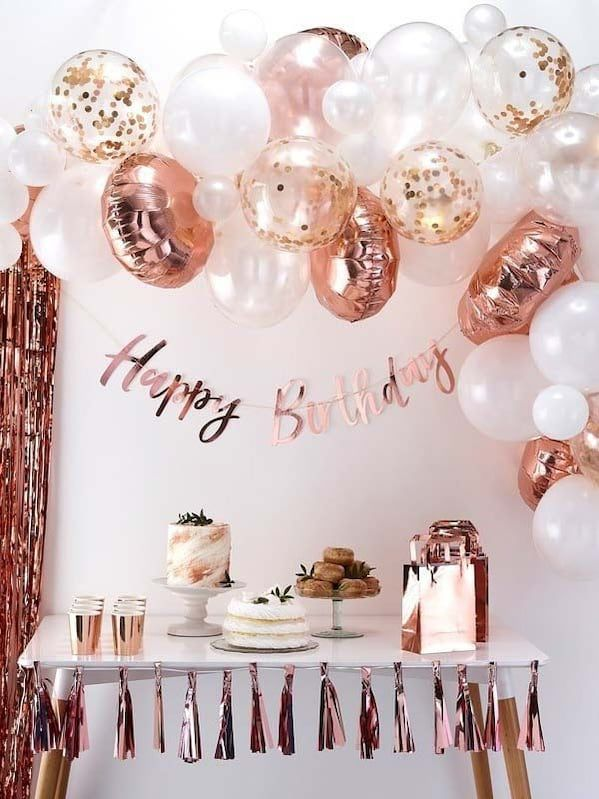 Decorative Balloon 30pcs Shein Ii Home Deco And