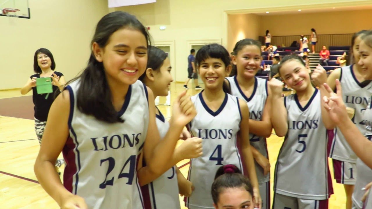 Berkeley's U13 Girls Win AISAA Basketball tournament