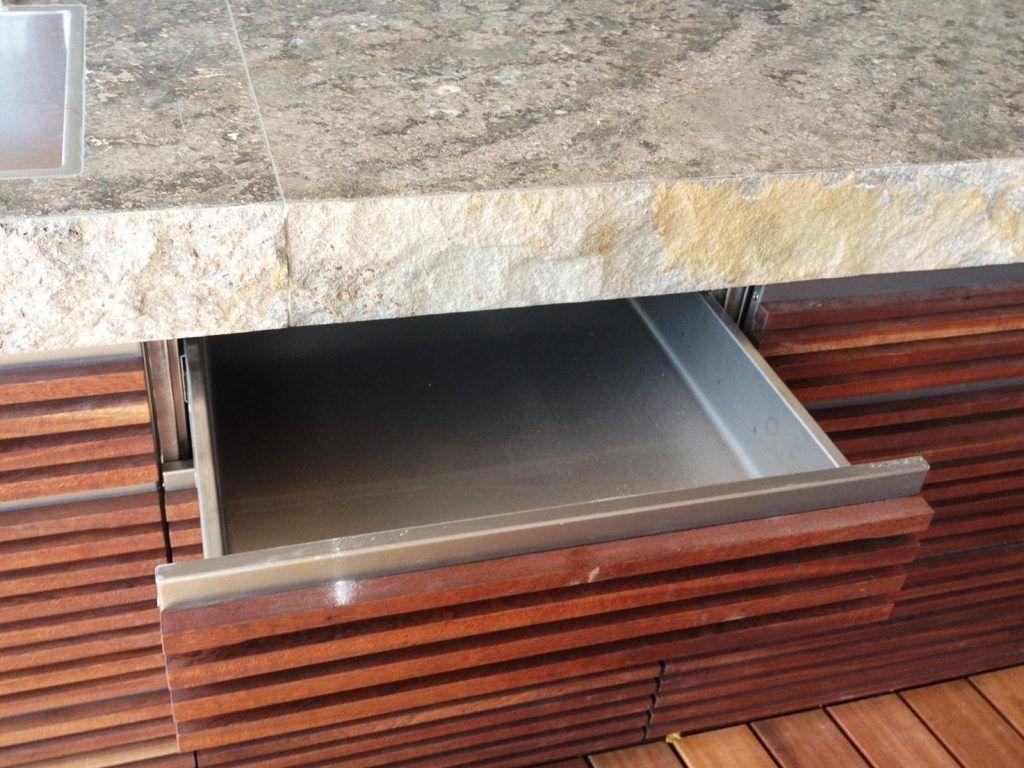 Outdoorküche Garten Edelstahl Kosten : Outdoorküche selber bauen selbst
