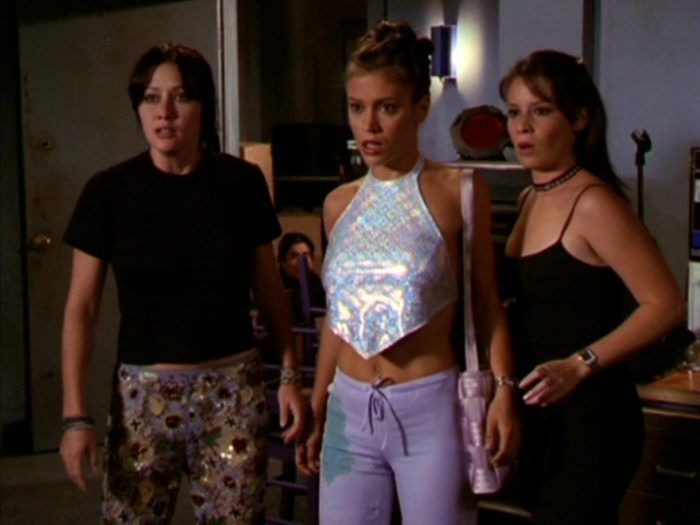 12 Truly Iconic Charmed Style Moments Tv Show Outfits Fashion