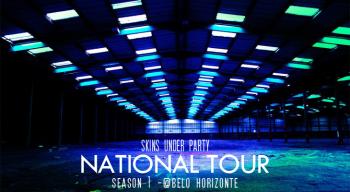 SKINS UNDER PARTY – NATIONAL TOUR | BH @ GALPÃO INDUSTRIAL - Sympla
