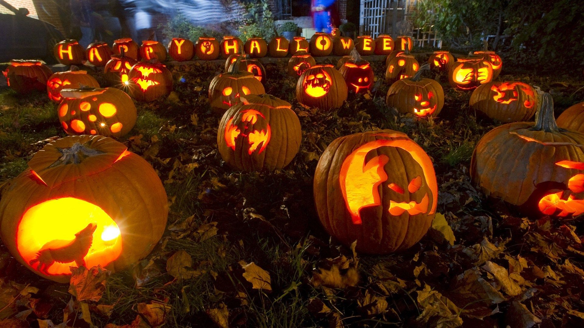1920x1080 Halloween Hd Wallpapers 1080p Windows Jpg 523 Kb Halloween Wallpaper Halloween Party Night Pumpkin Wallpaper