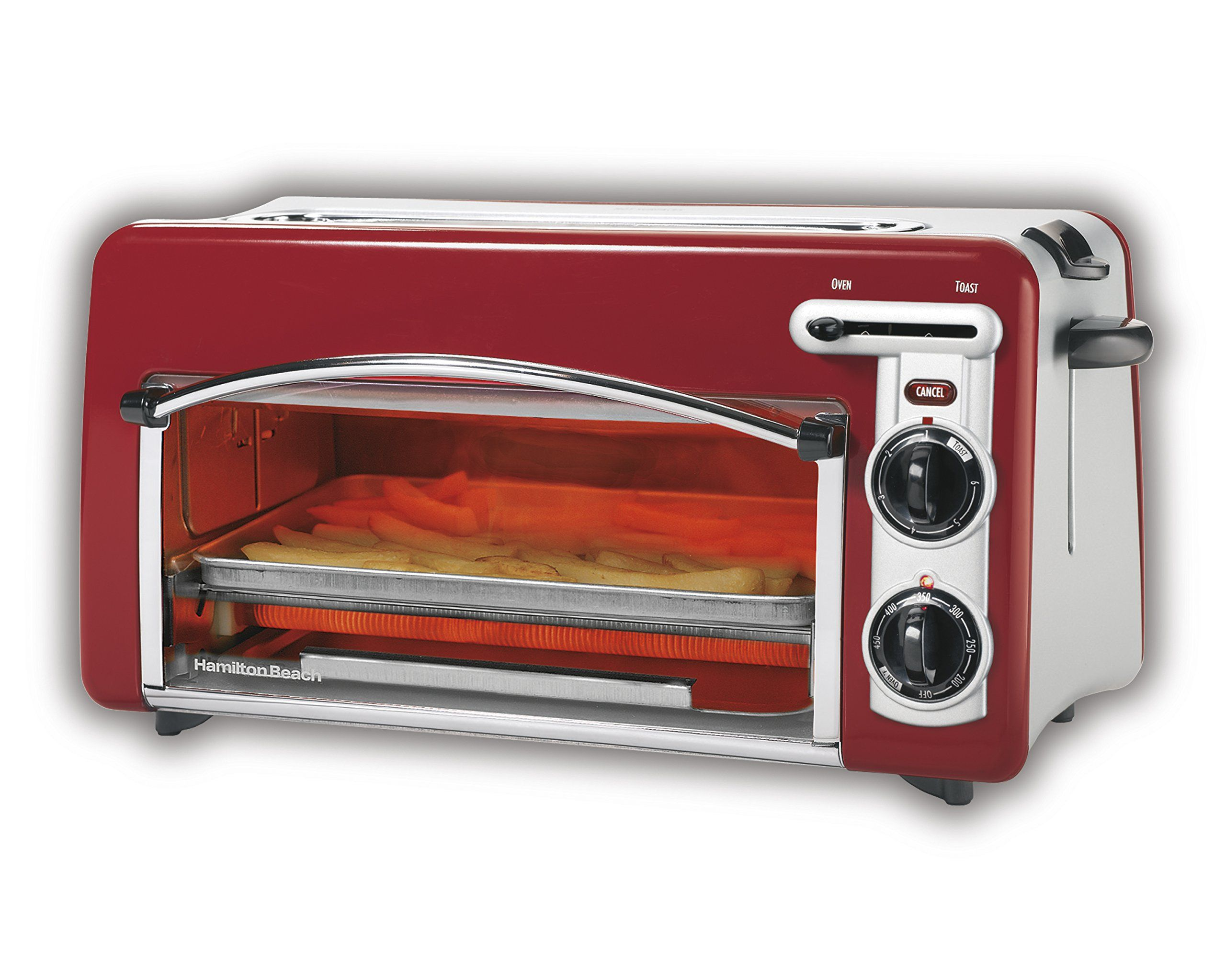 Hamilton Beach 22703 Ensemble Toastation Toaster Oven For More Information Visit Image Link This Is An Affiliate L Toaster Oven Broiler Oven Oven Models