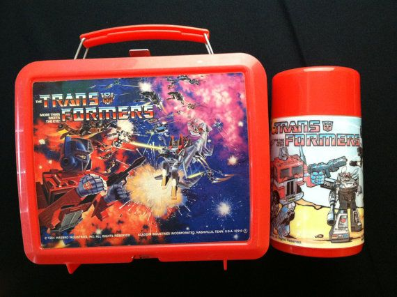 17e3c672bf70 transformers lunch box - Google Search | Nostalgia (My Youth ...