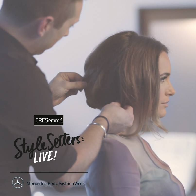Get a super-fast faux bob with TRES stylist, Tyler Laswell, now: http://www.youtube.com/watch?v=BBGCiqvh1NM&feature=youtu.be