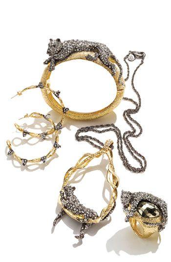 Alexis Bittar 'Elements - Siyabona' Panther Pendant ...