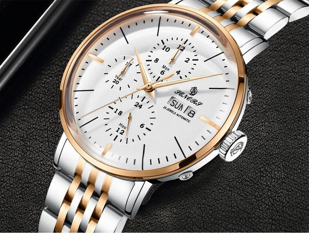 2019 Mens Day Date Watches Cheap Affordable Automatic Best