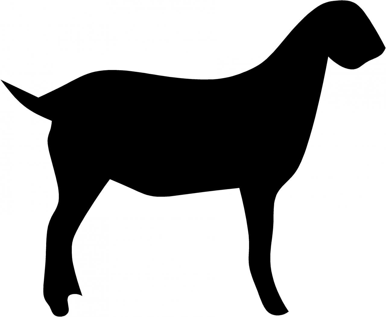 Displaying 18  Images For - Show Boer Goat Silhouette...  312f680dc