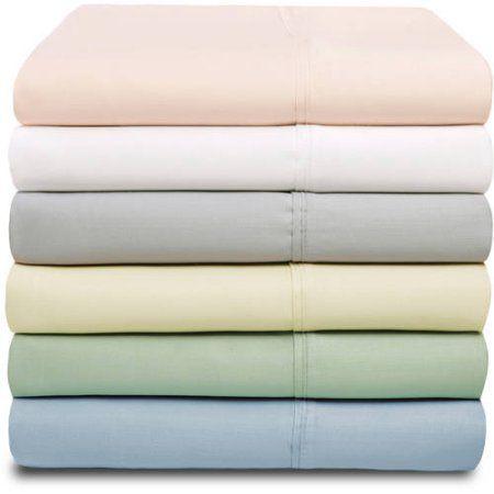 Superior 1000 Thread Count Silky Soft Tencel Blend Wrinkle Resistant, Deep Pocket, Solid Sheet Set, Pink