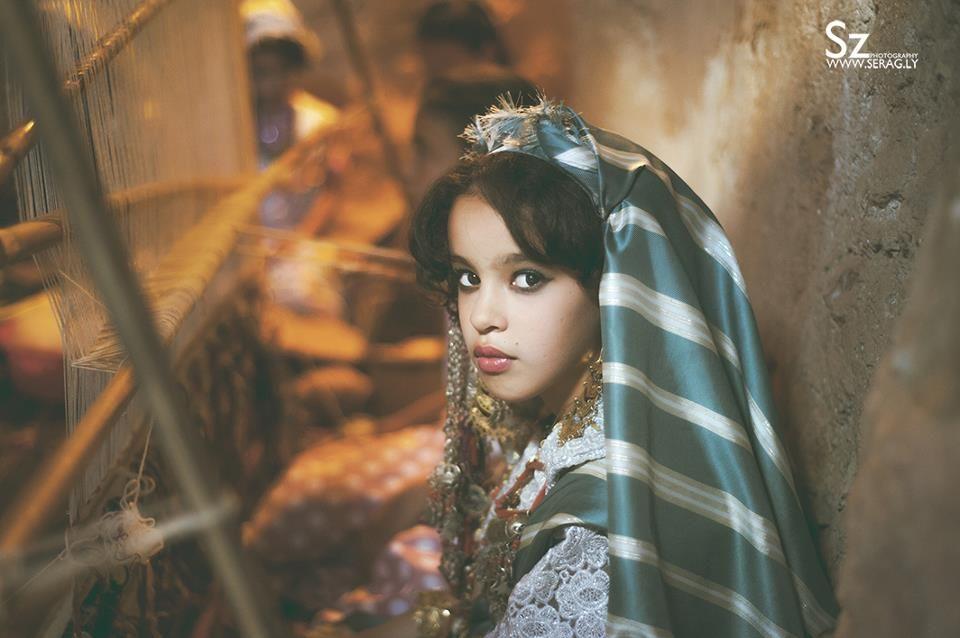 LIBYAN GIRL