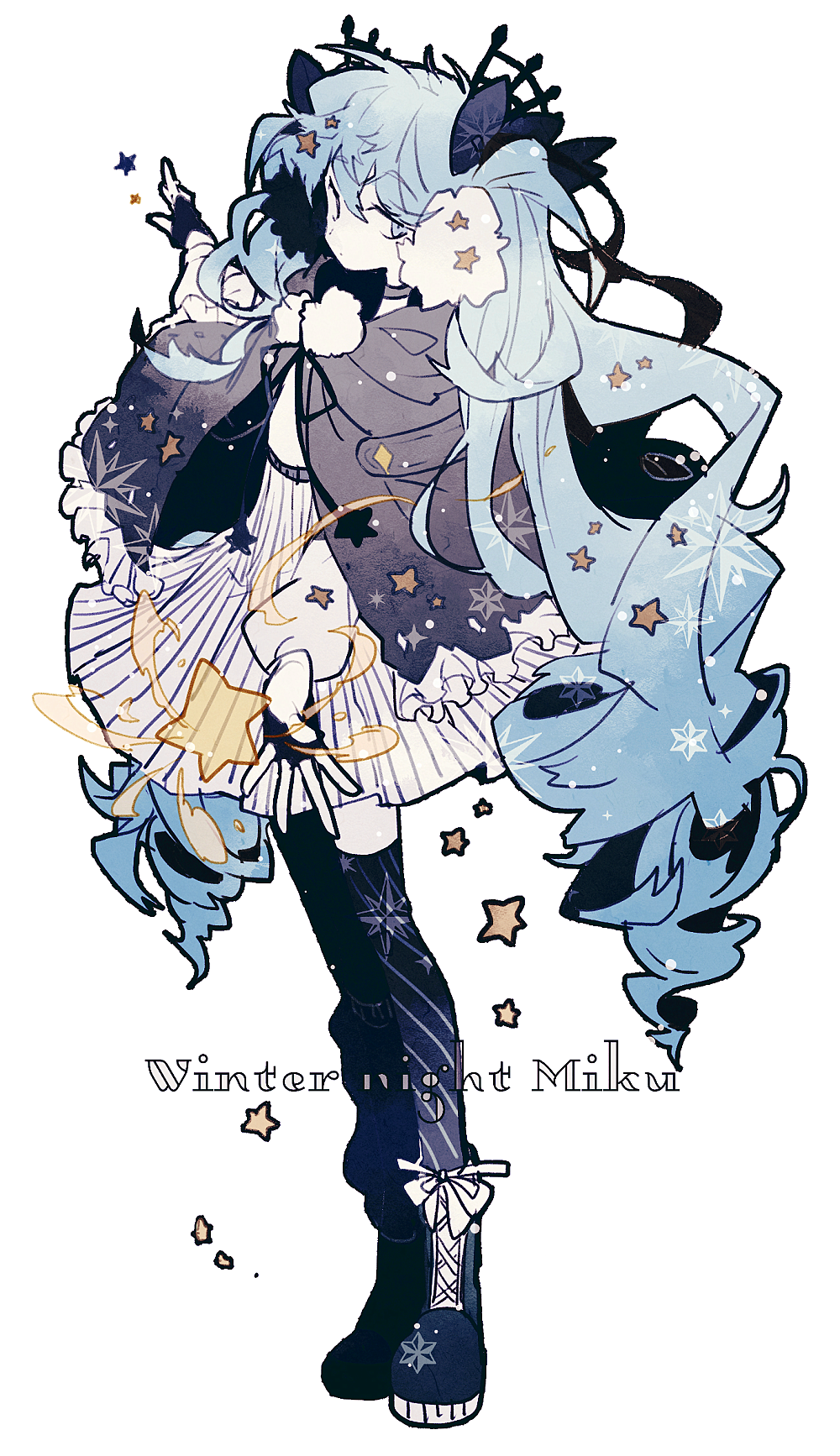 Pin By Blue Whale On Anime 3 キャラクターアート 初音ミク 描き方