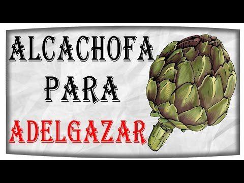 Alcachofa para adelgazar recetas