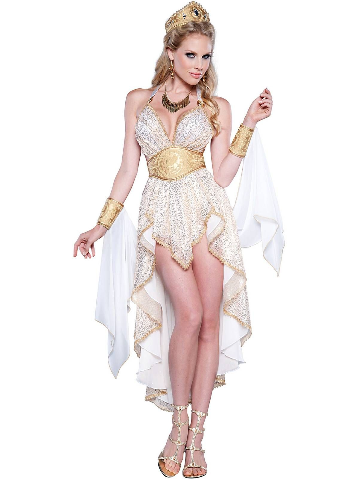 fa841f0db ... the hottest adult women Halloween costumes and fast shipping. Glamorous Goddess  Costume - Sexy Greek/Roman Costumes at Wholesale Prices