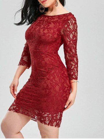 33b34b4ccf3 Backless Lace Tight Short Homecoming Dress | Awesome | Shorts with ...