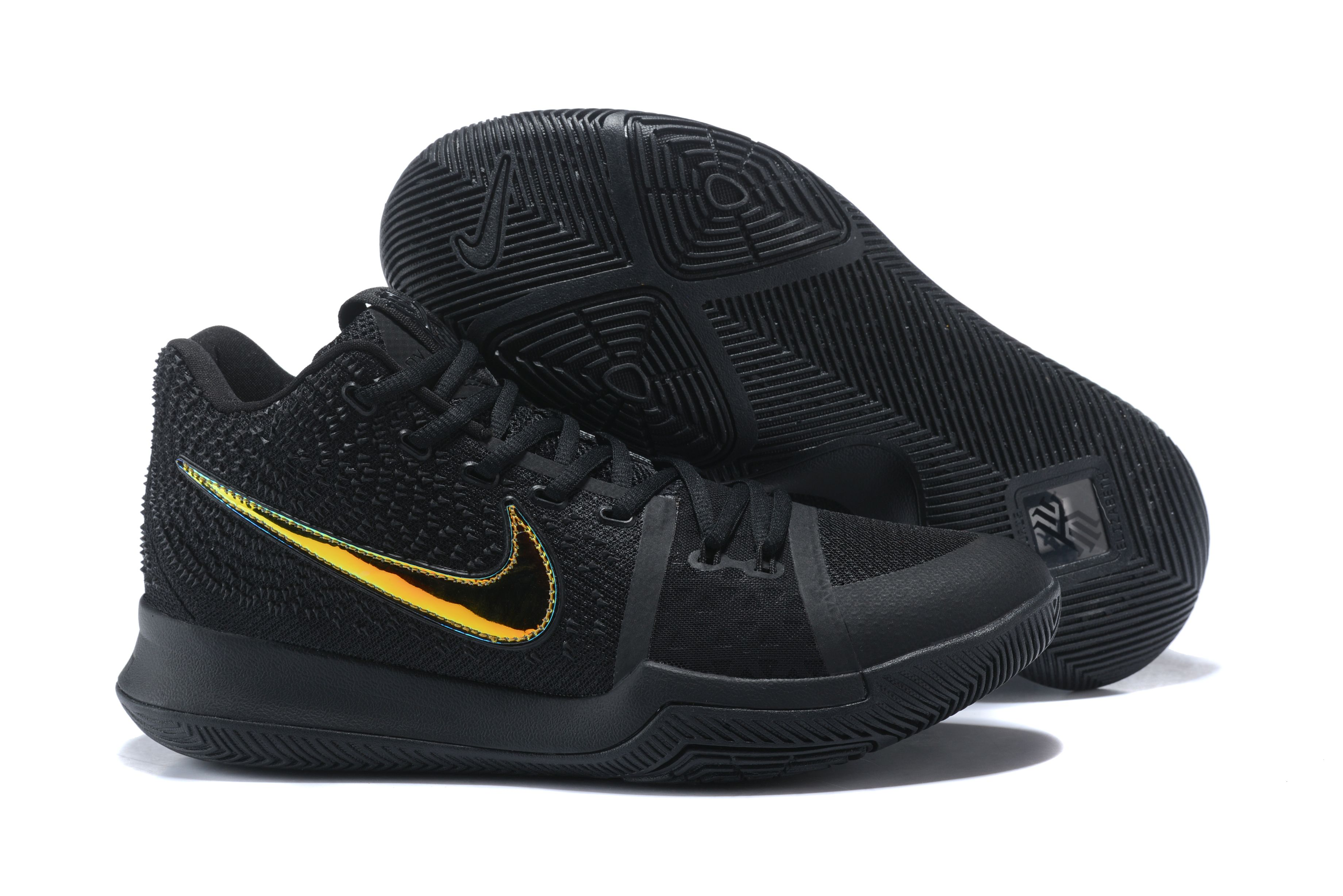 "reputable site 422b0 12c26 2018 Cheap Nike Irving Kyrie 3 ""PK80″ Sneakers 