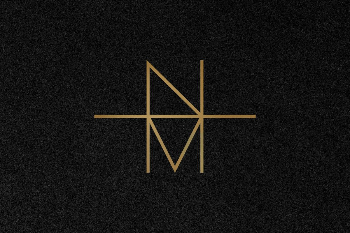 Nightmute #logo #minimal #blkmoonco #bmc #band #music
