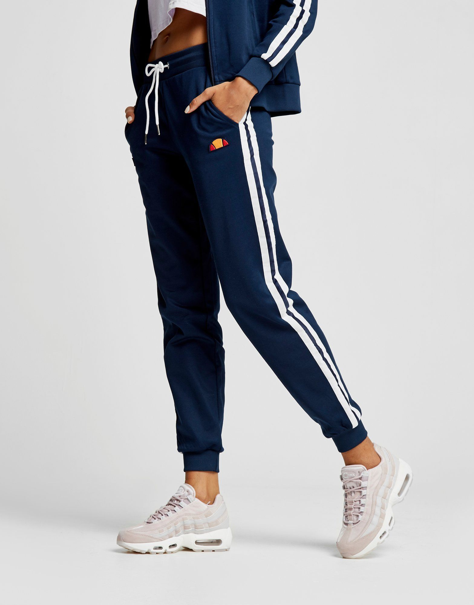 aeb0f62fb945da Ellesse Stripe Tape Pants - Shop online for Ellesse Stripe Tape Pants with  JD Sports, the UK's leading sports fashion retailer.
