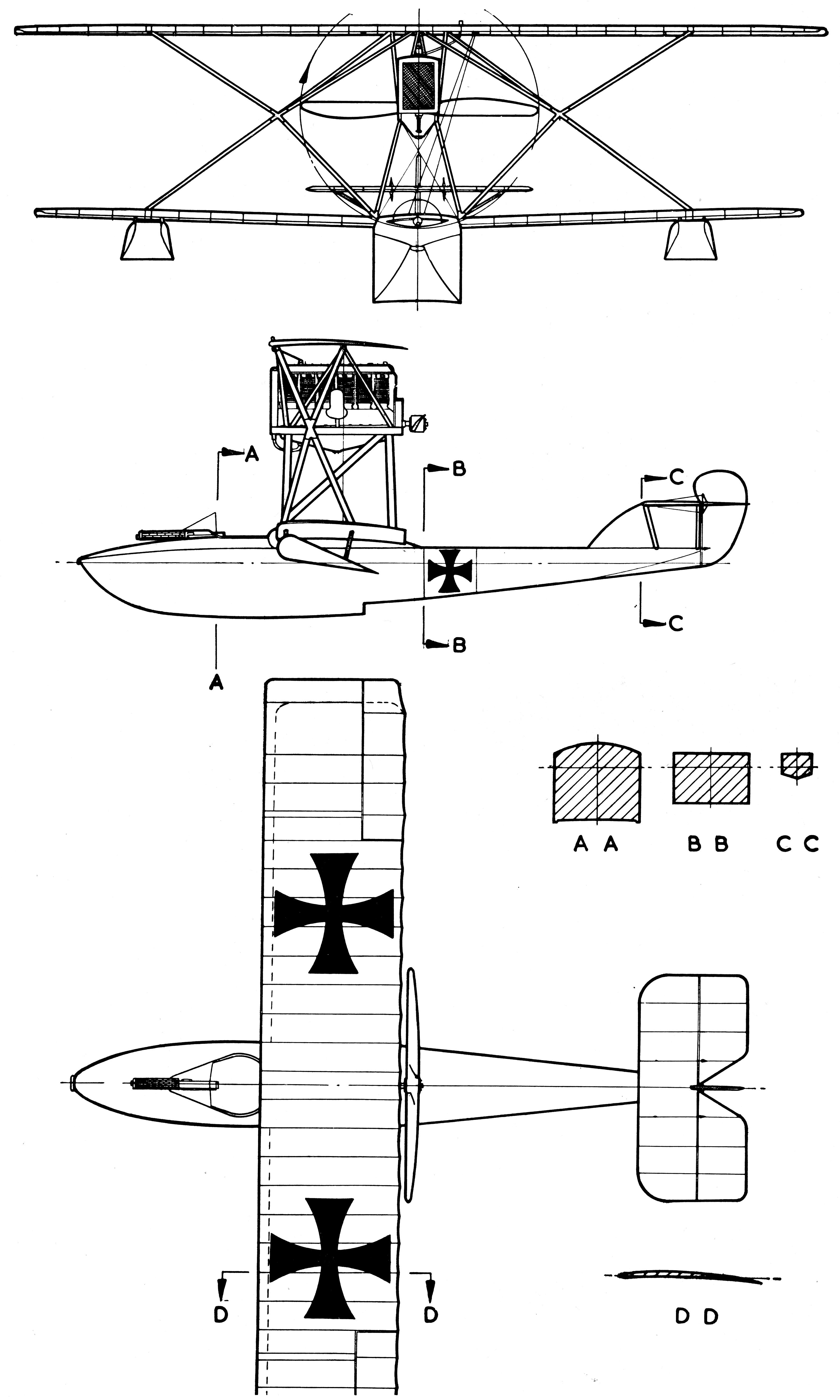 Hansa Brandenburg Cc Blueprint