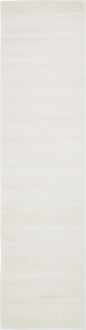 Evo White Area Rug